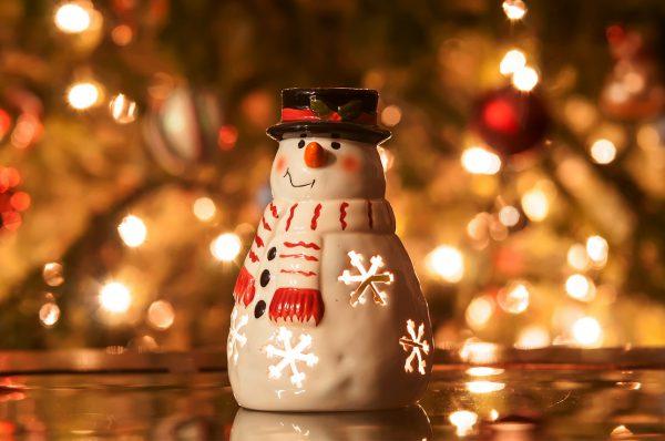 Dialoger på engelska - Christmas